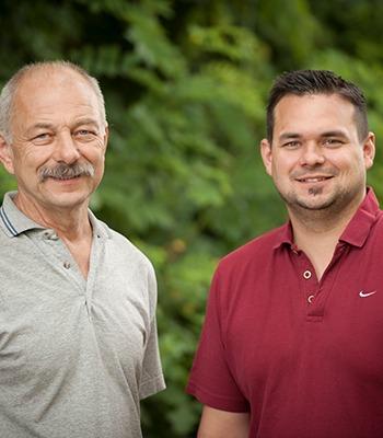 Franz und Markus Pannagl