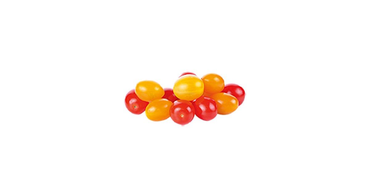 Cherryparadeiser bunt