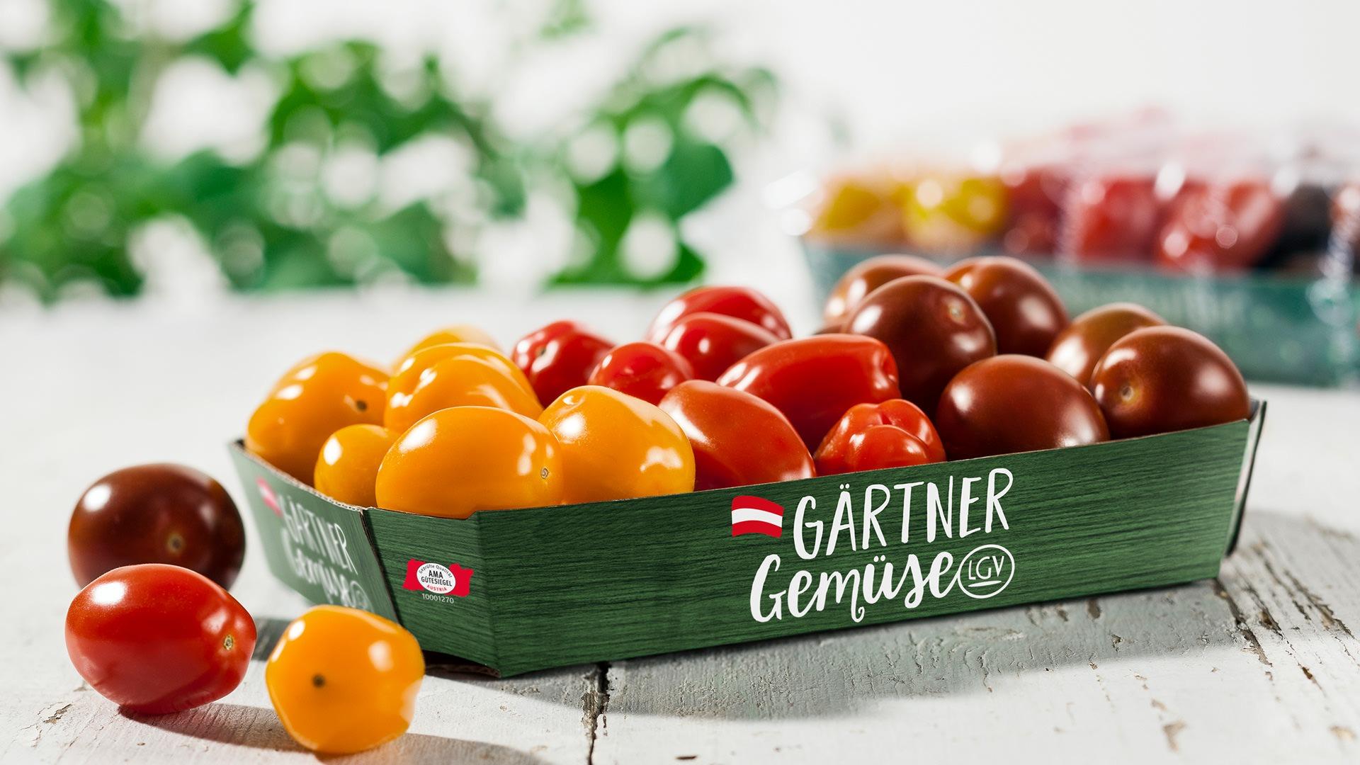 LGV Sonnengemüse Cherryparadeiser